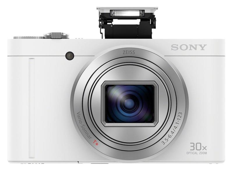 sony WX500 alb