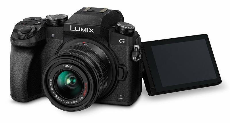 lcd Lumix DMC-G7