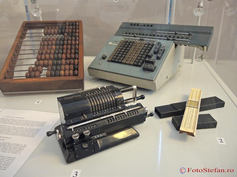 abac si calculator mecanic din 1943-1944