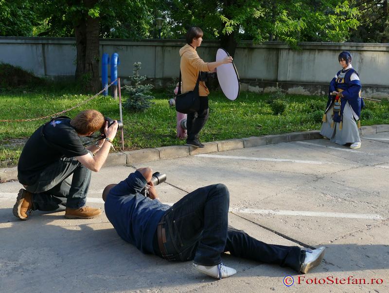 fotograf otaku festival universitatea romana americana