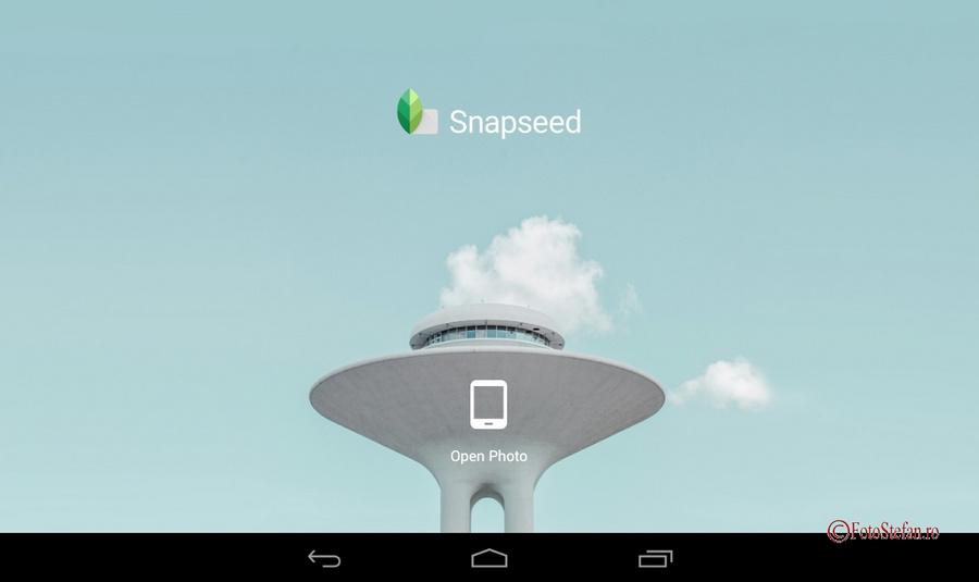 snapseed 2.0 app