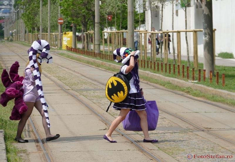 cosplay bucuresti
