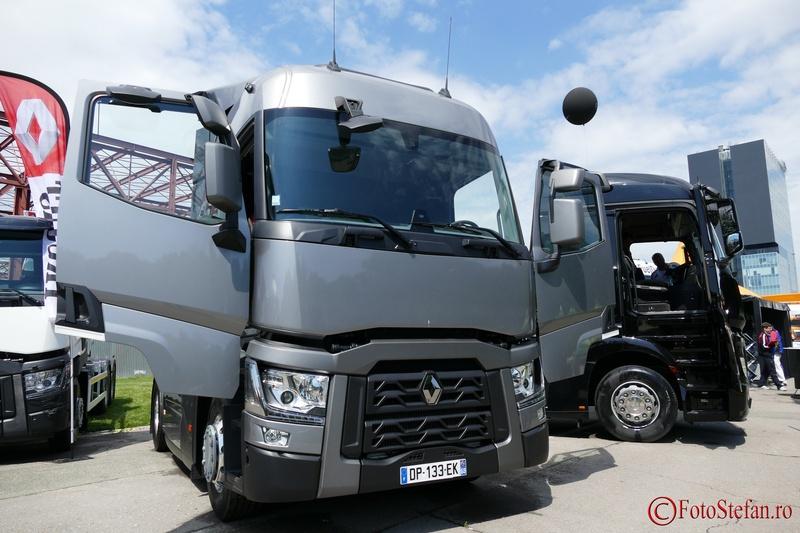 camion renault romexpo