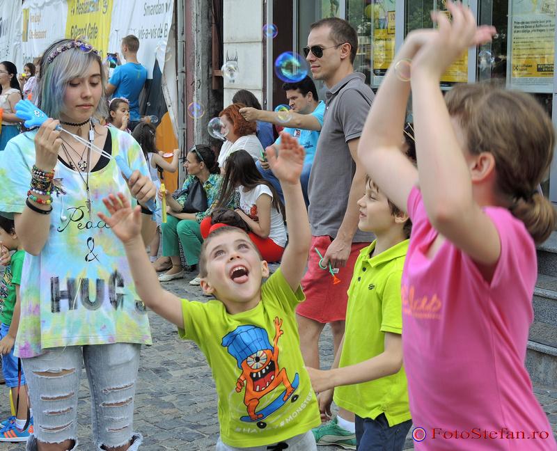 Bubble Parade Bucuresti #bubbleparade