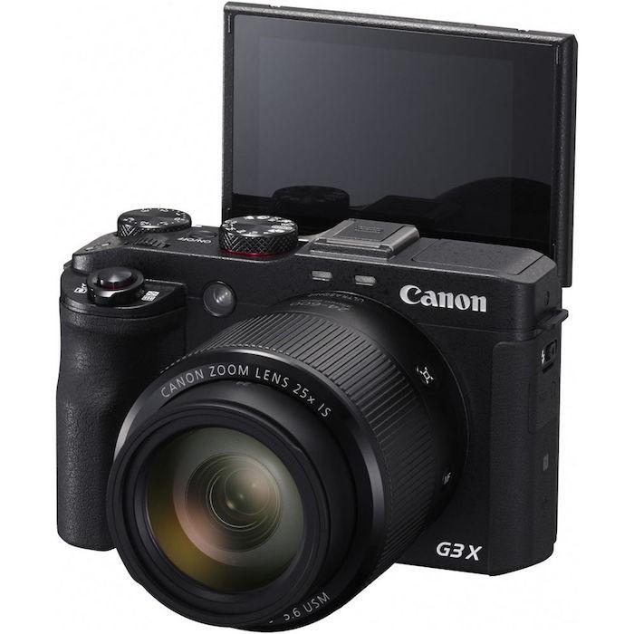 Canon PowerShot G3 X lcd