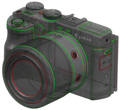 Canon  G3 X rezistent intemperii