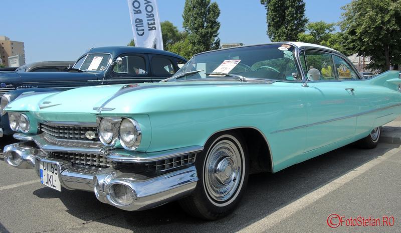 Cadillac Coupe de Ville bucuresti