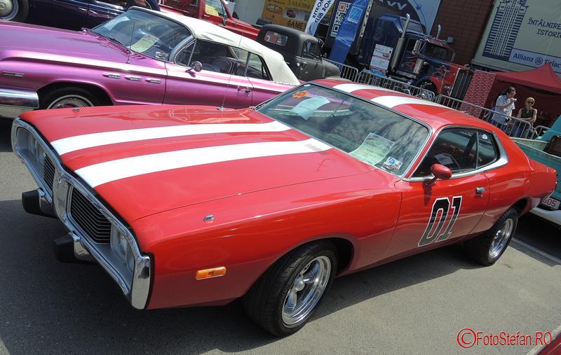Retro American Muscle Cars 2015 mall vitan