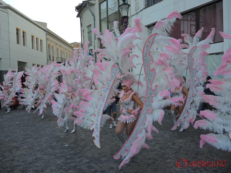 Santa Cruz Carnival Group (Spania) B-Fit in the Street 2015 bucuresti