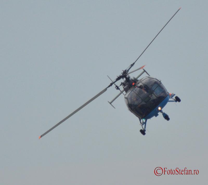 Bucharest International Air Show 2015 elicopter iar 316