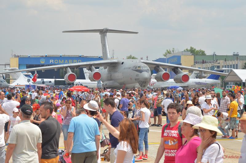 avionul il-78 aeroport baneasa