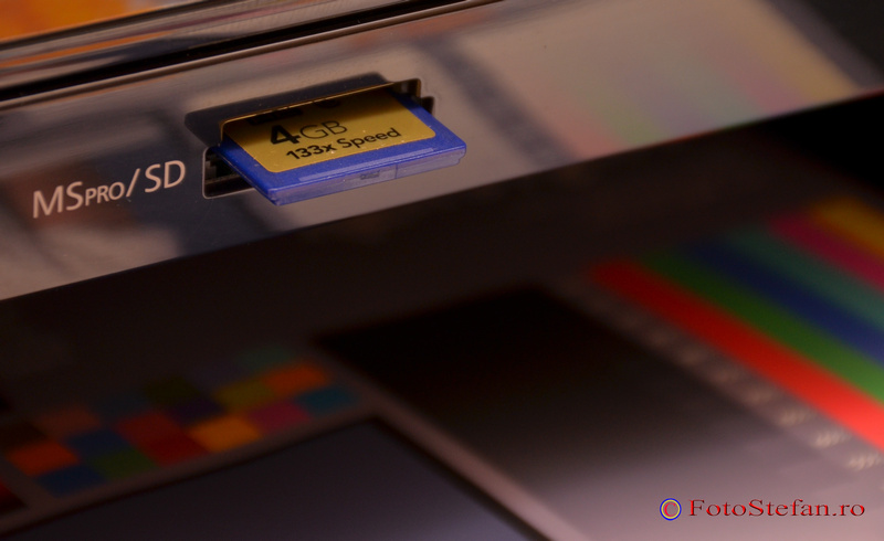 multifunctional epson l850 card memorie sdhc