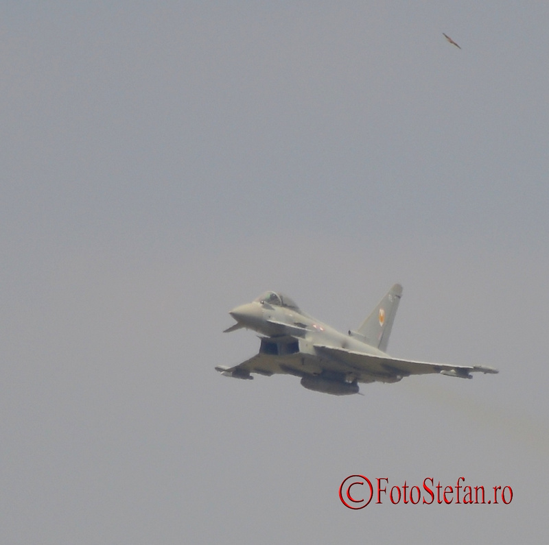 Eurofighter Typhoo Bucharest International Air Show BIAS2015