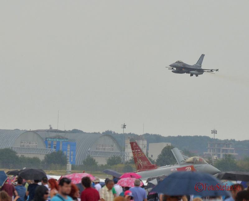 F-16 Bucharest International Air Show 2015
