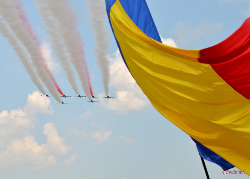 Turkish Stars Bucharest International Air Show 2015