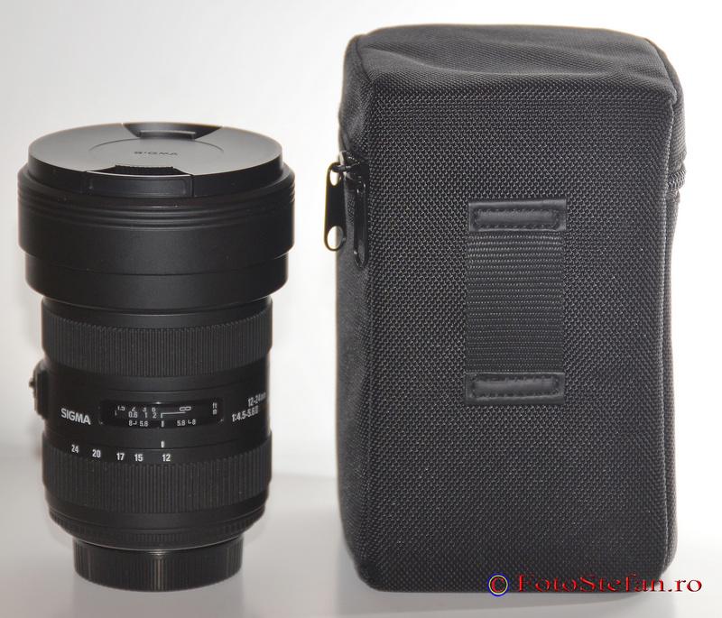 toc Sigma 12-24mm f4.5-5.6 DG HSM II