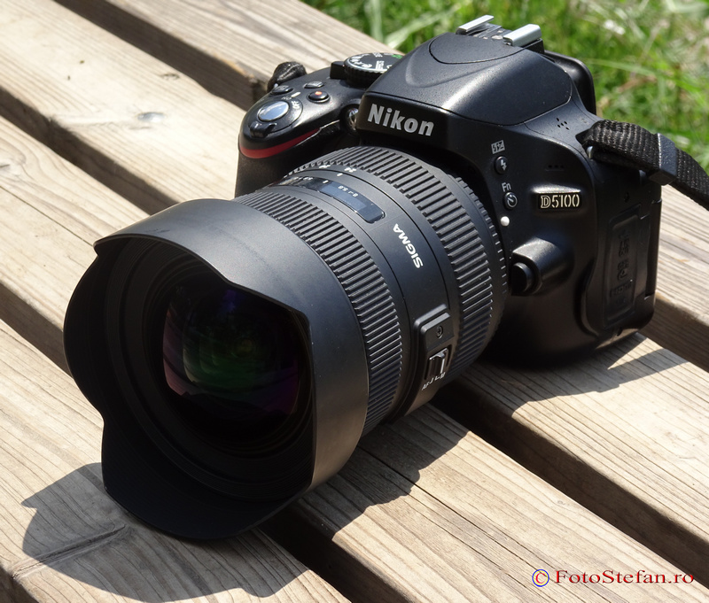 Sigma 12-24mm f4.5-5.6 DG HSM II nikon d5100