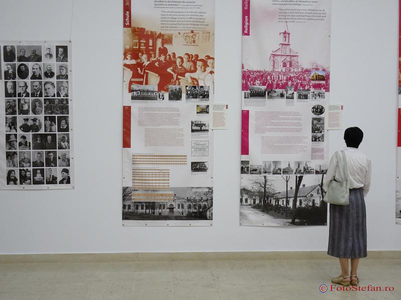"""""""Asezarile germane din Basarabia"""" expozitie fotografie"""