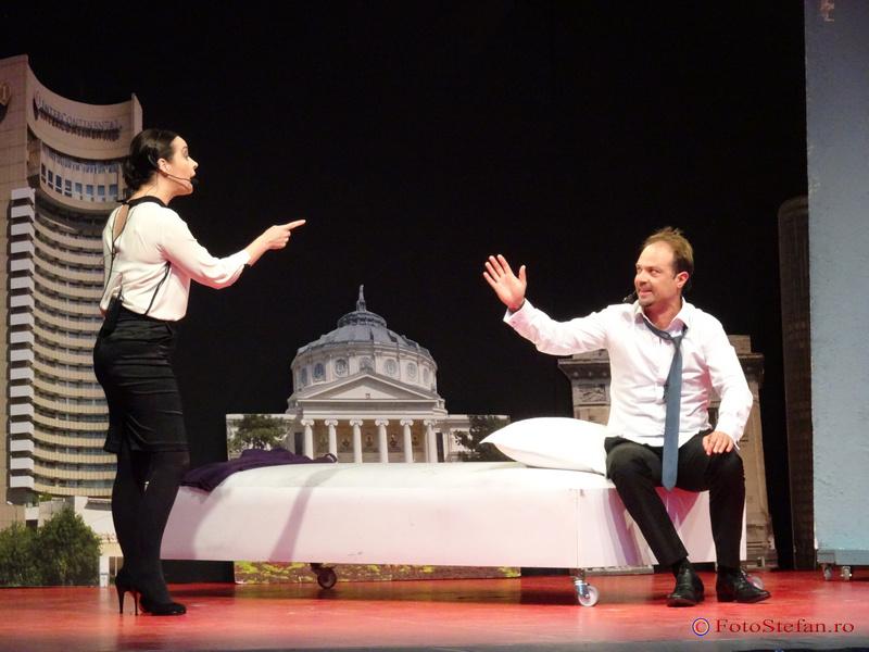 La vita e bella teatrul de comedie