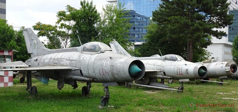 avioane muzeul aviatiei