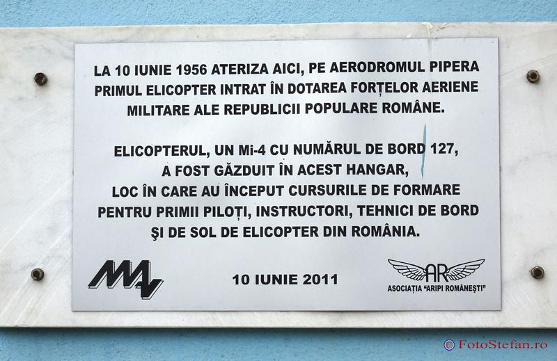Muzeul Aviatiei Române bucuresti