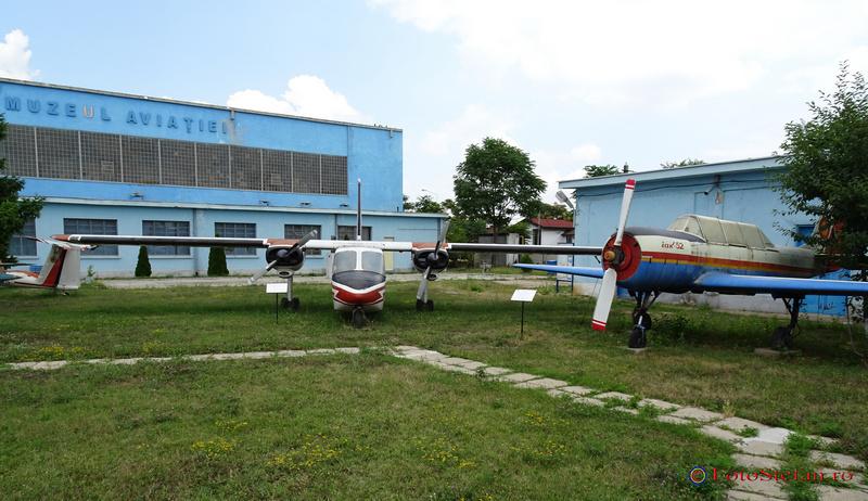 Muzeul Aviatiei bucuresti poze