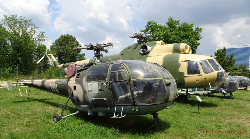 elicopter iar 316 muzeul aviatiei
