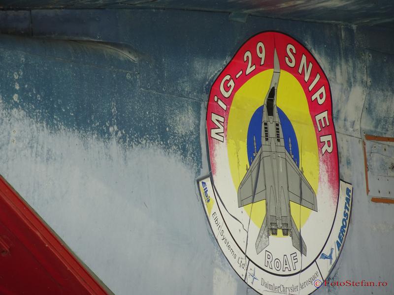 roaf mig 29 muzeul aviatiei