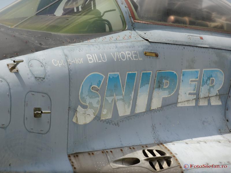 bilu viorelmig-29 sniper muzeul aviatiei romane bucuresti