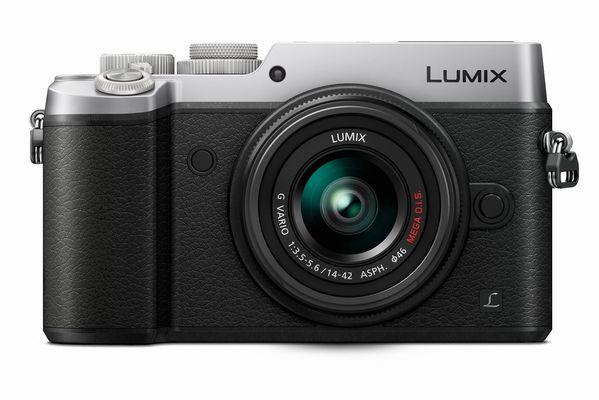 Panasonic Lumix DMC-GX8 argintiu silver