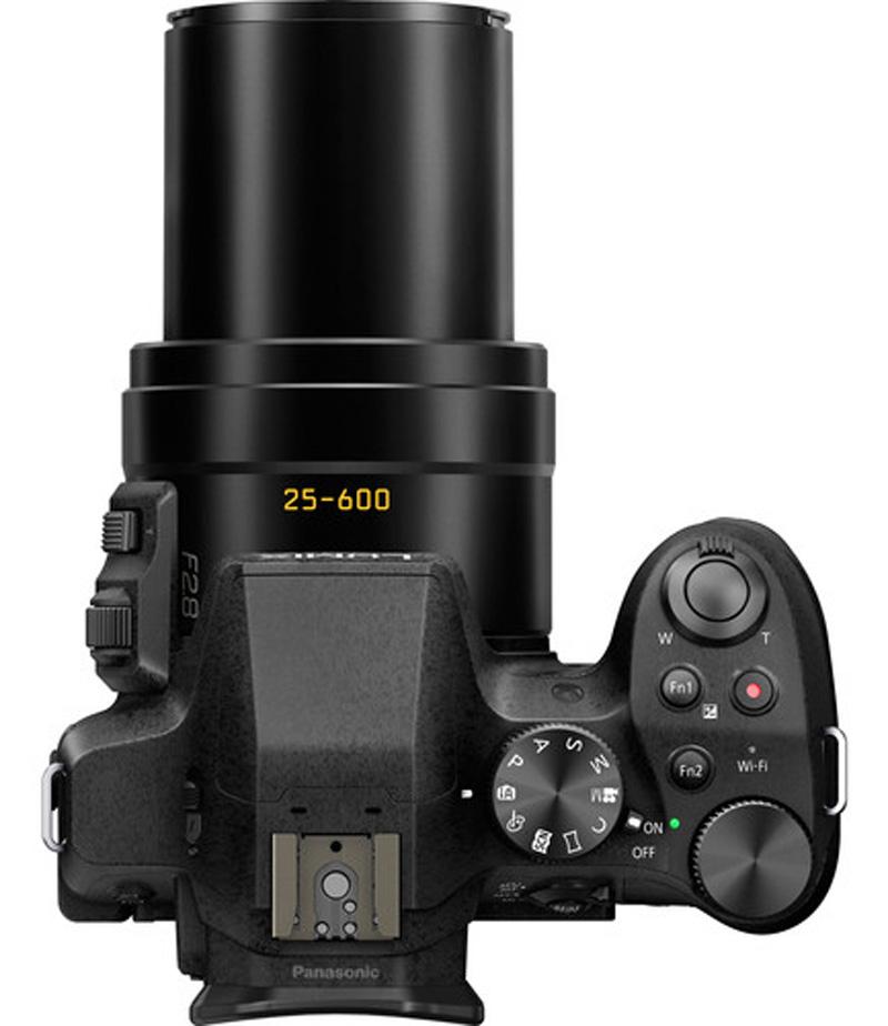 Panasonic Lumix FZ300 24x zoom optic