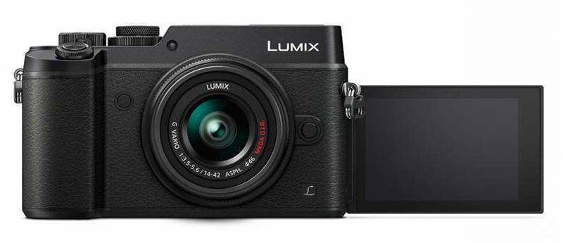 Panasonic GX8 lcd articulat selfie