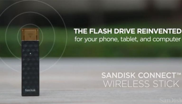 tik-ul Wi-Fi Sandisk Connect