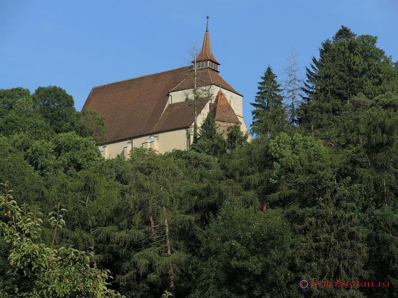 biserica din deal sighisoara