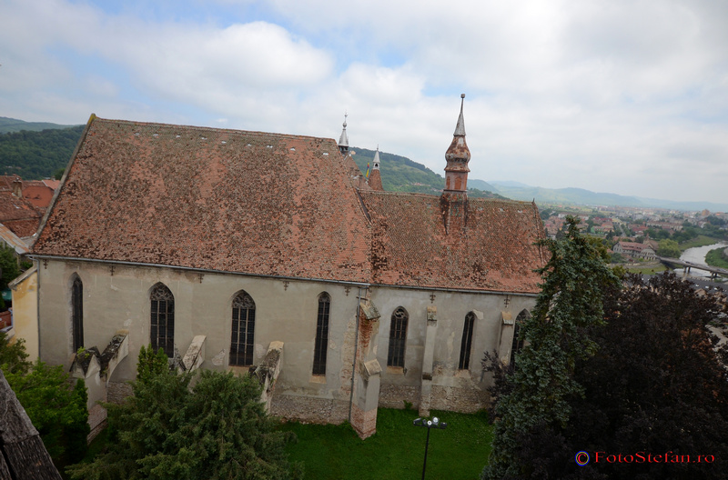 biserica manastirii sighisoara
