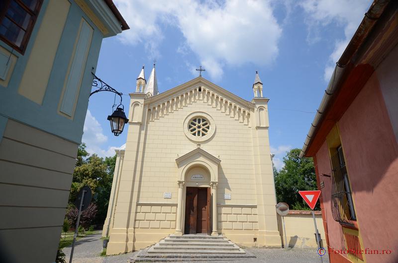 biserica romano catolica centrul istoric sighisoara