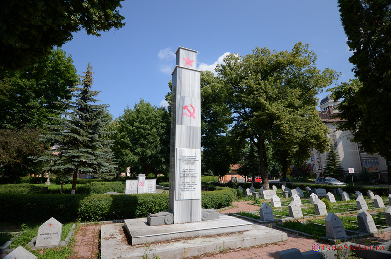 cimitir ostasi sovietici sighisoara