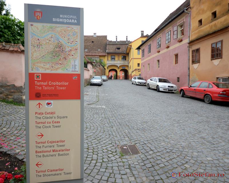 Sighisoara informatii pentru turisti