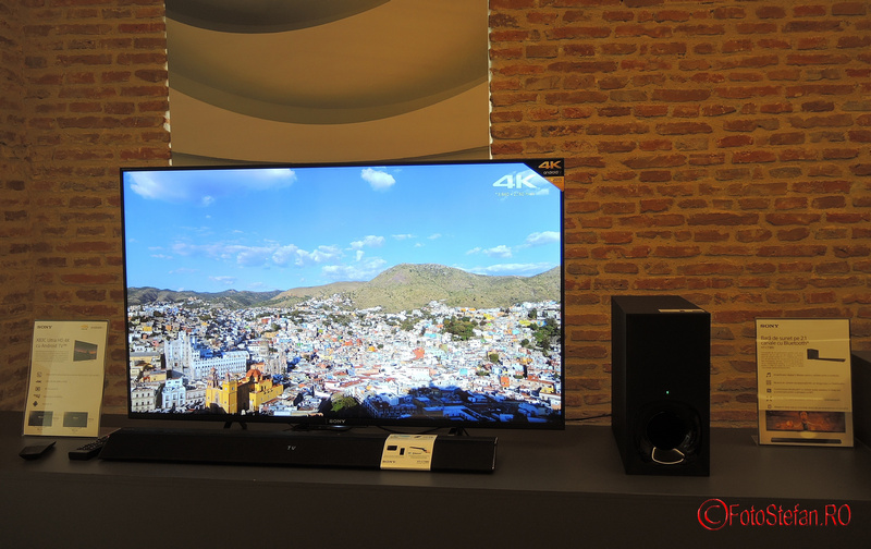 televizoare  BRAVIA cu Sony Android TV