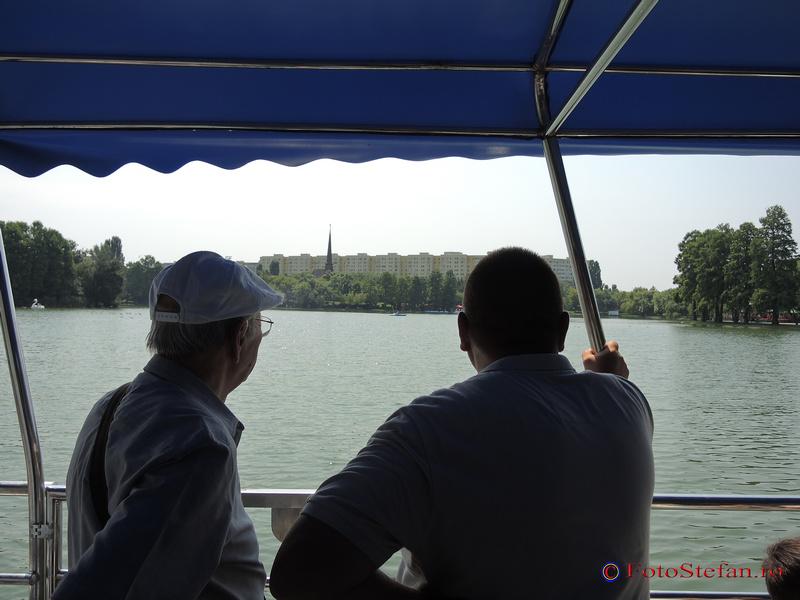 plimbare lac titan bucuresti