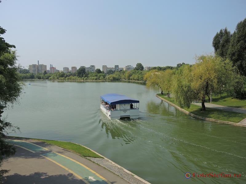 lacul titan bucuresti
