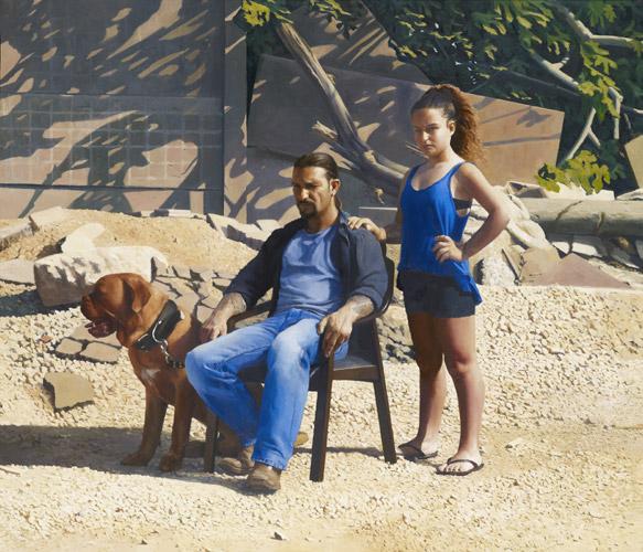 Annabelle and Guy by Matan Ben-Cnaan © Matan Ben-Cnaan