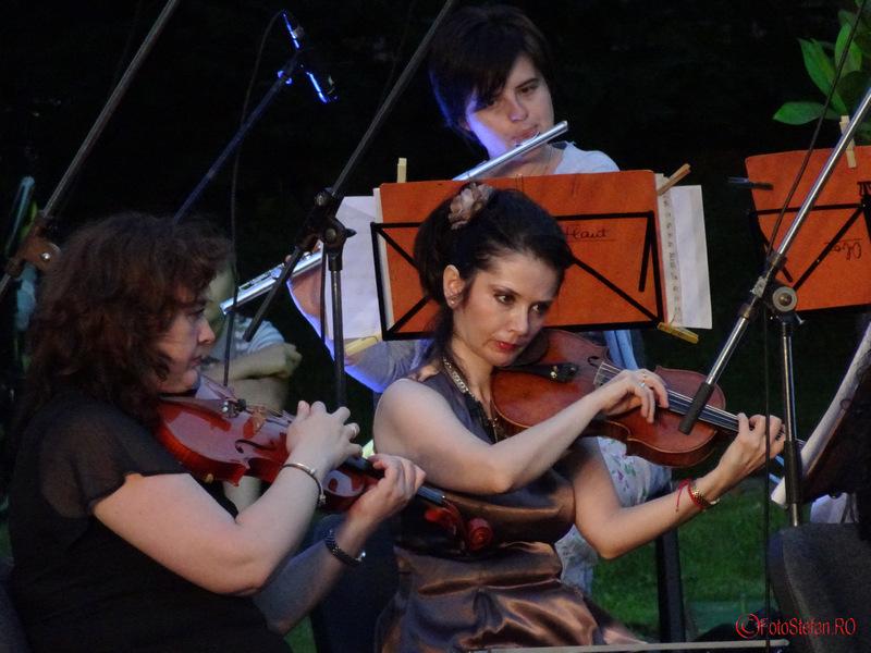 Sinfonia Bucuresti parcul coltea
