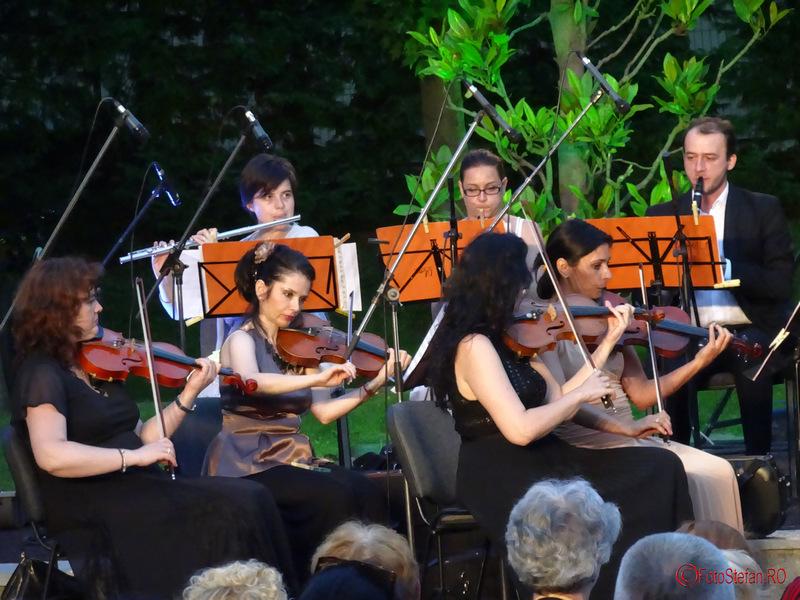Sinfonia Bucuresti parcul coltea imagini
