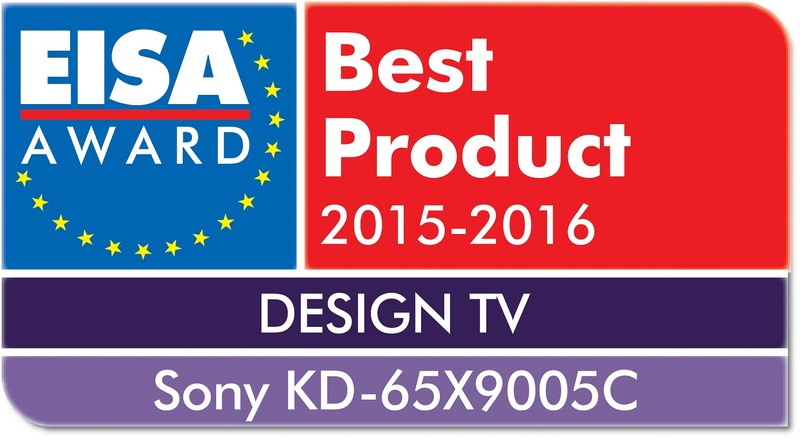 Sony KD-65X9005C eisa 2015