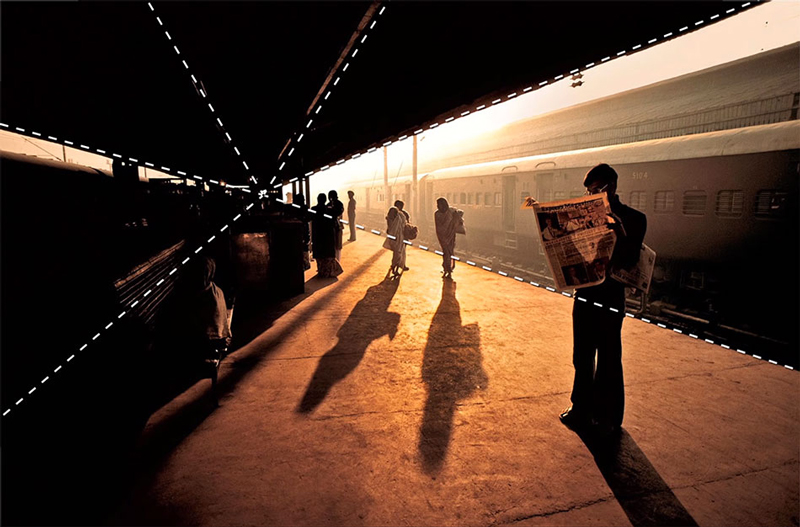 Steve McCurry sfaturi copozitie fotografie
