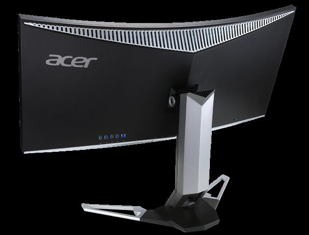 monitor gaming curbat Acer XZ350CU