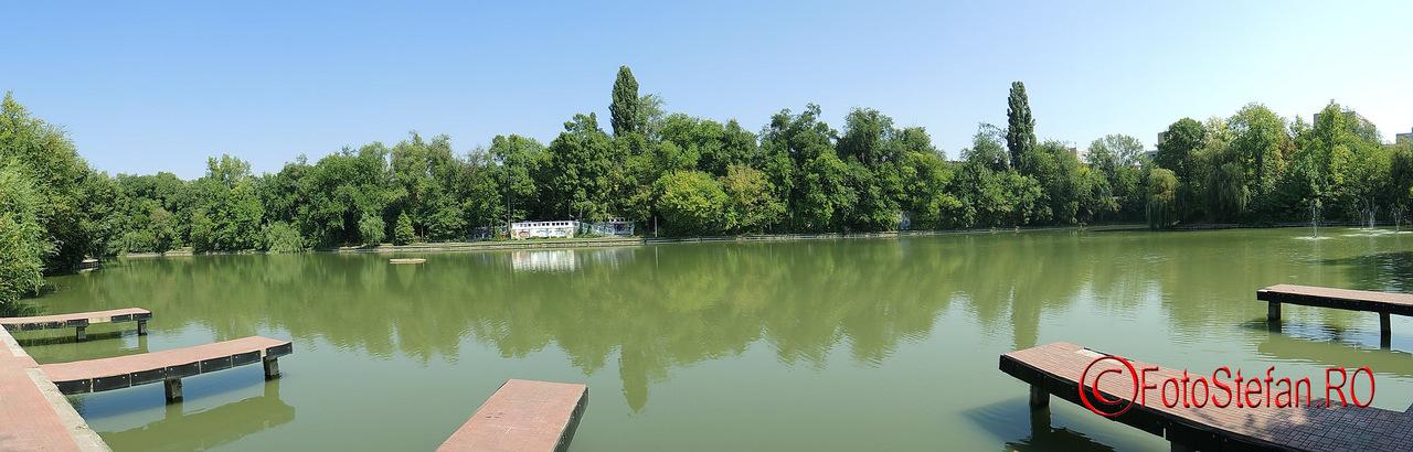 poza foto panoramica lacul parcului national