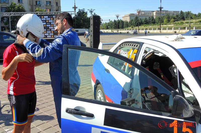 pilotul Dragos Dinu road grand tour bucuresti