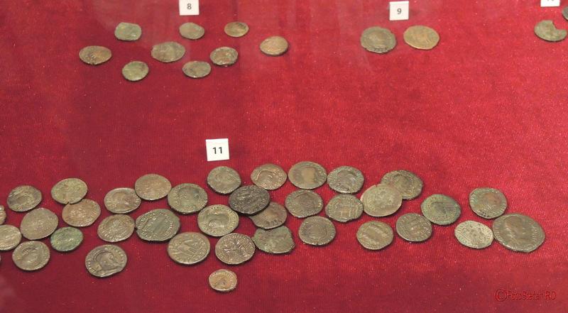 poze monede false palatul sutu bucuresti